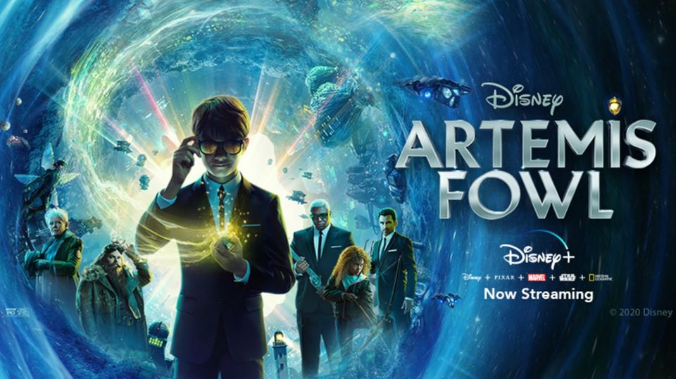 REVIEW: 'Artemis Fowl' is atrocious