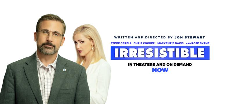 REVIEW: 'Irresistible' isirritating