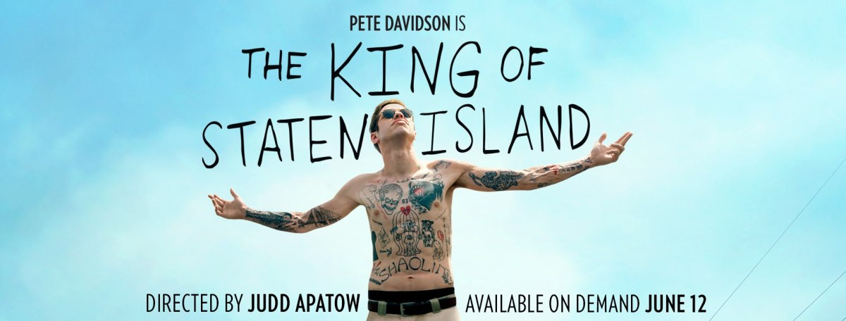 REVIEW: Despite some good moments, 'King of Staten Island' can testpatience