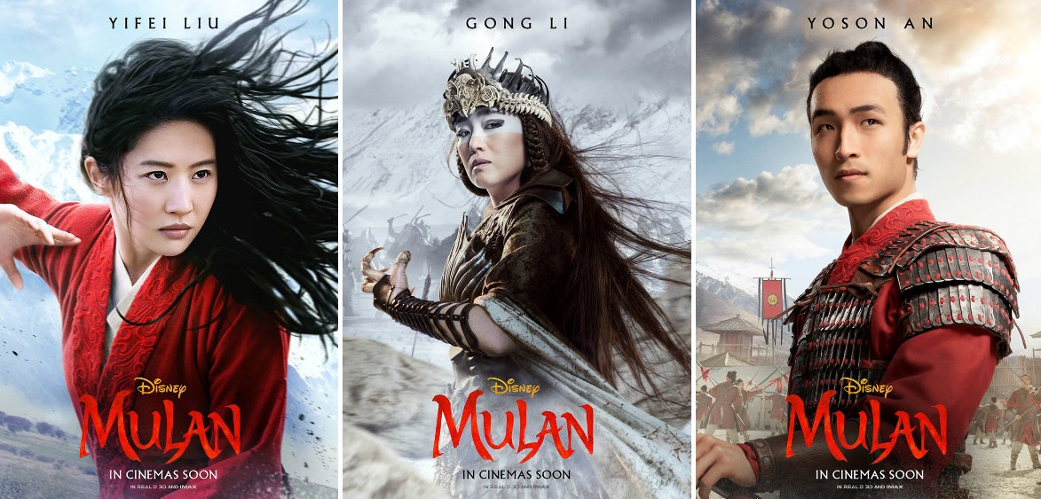 Monday Movie Report: 'Mulan,' other flicks find new dates