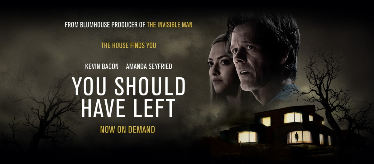 REVIEW: 'You Should Have Left' squanders potential