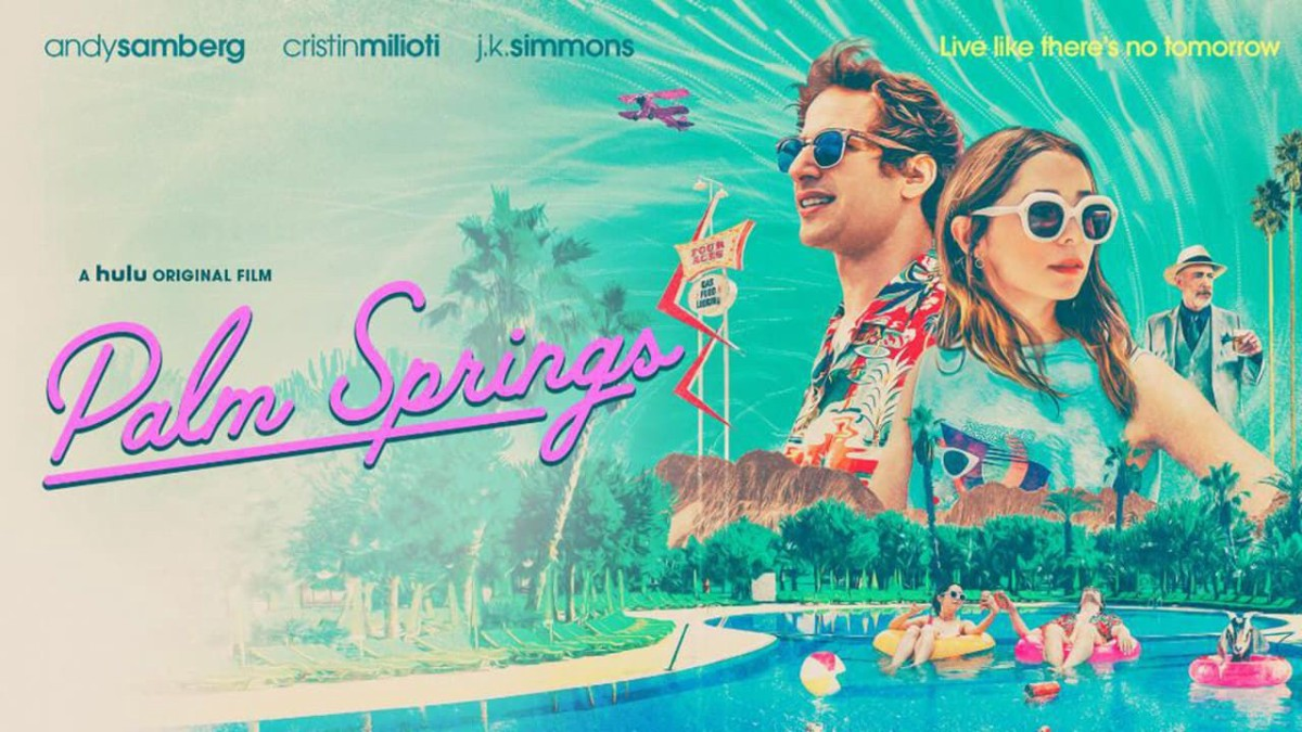 REVIEW: 'Palm Springs' is a superb time loop comedy