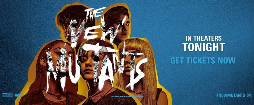 REVIEW: 'New Mutants' misses the mark