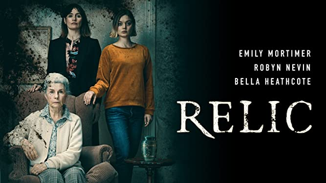 REVIEW: While there's room for improvement, 'Relic' stands as a solid thriller