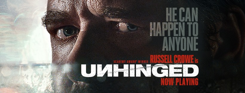 REVIEW: 'Unhinged' is never unentertaining