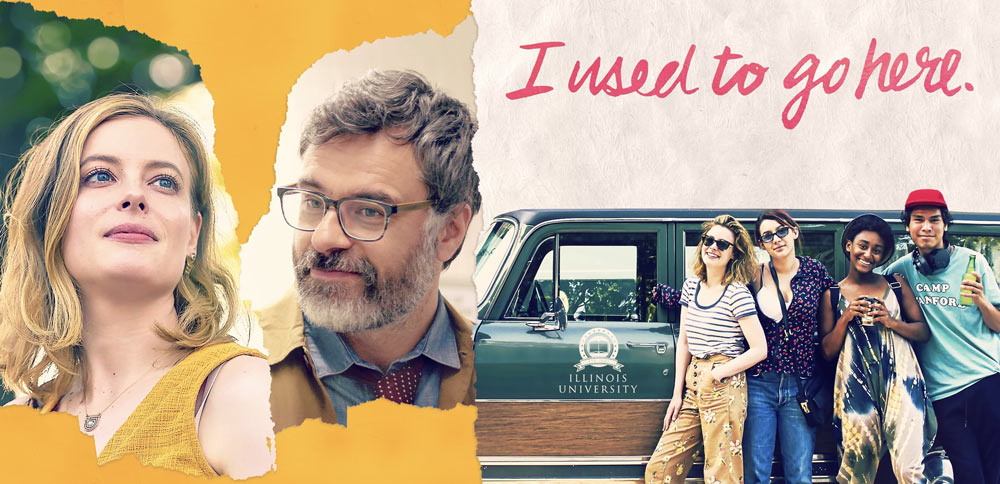 REVIEW: 'I Used to Go Here' is a charming indie dramedy