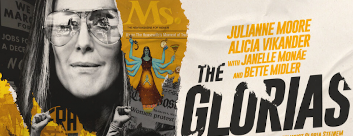 REVIEW: 'The Glorias' is scattered but insightful