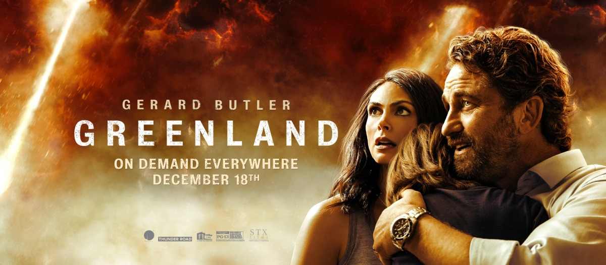 REVIEW: 'Greenland' gets the disaster genre right
