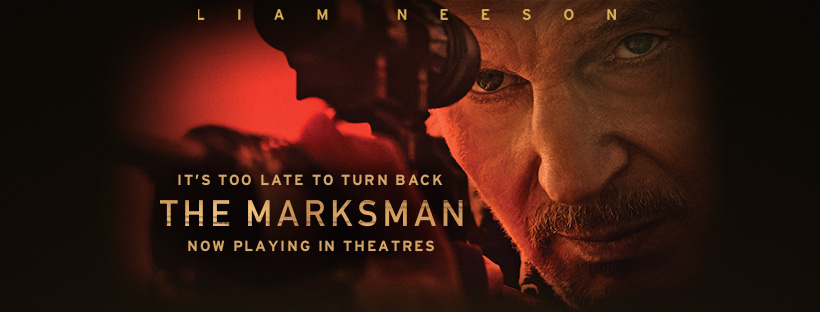 REVIEW: 'The Marksman' never hits the bullseye