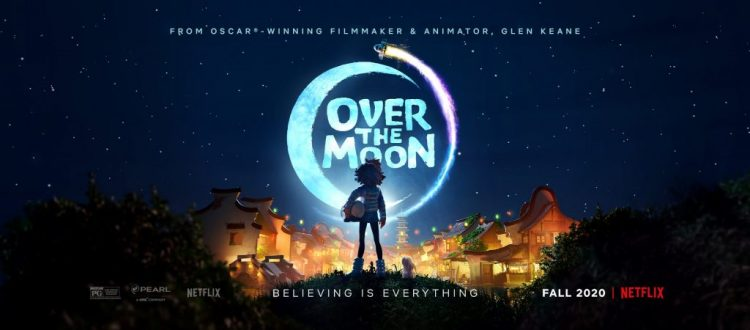 REVIEW: Character issues make 'Over the Moon' a misfire