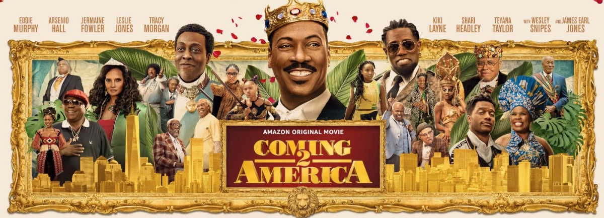 REVIEW: 'Coming 2 America' offers an enjoyable reunion