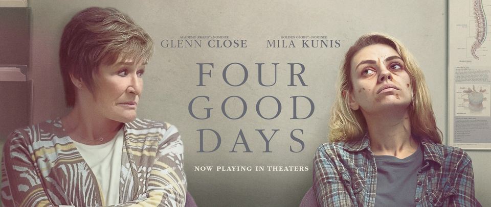 REVIEW: Drama in 'Four Good Days' elevated by leadactresses