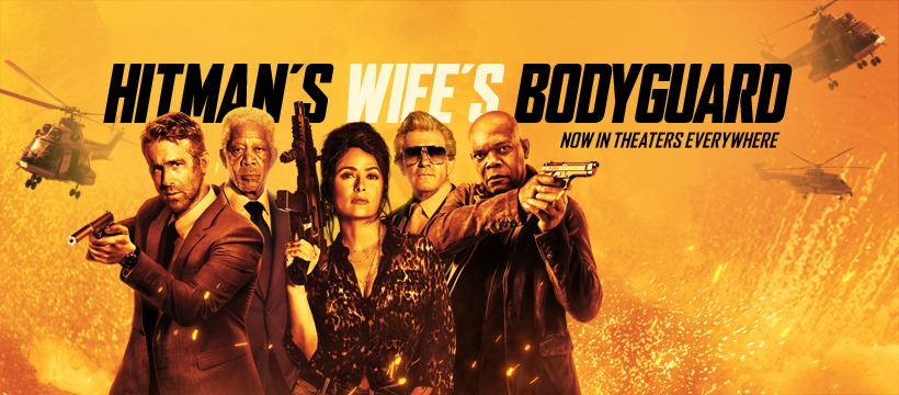 REVIEW: Don't bother with 'Hitman's Wife's Bodyguard'