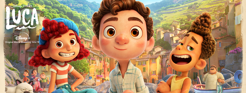 REVIEW: Pixar's 'Luca' is awinner