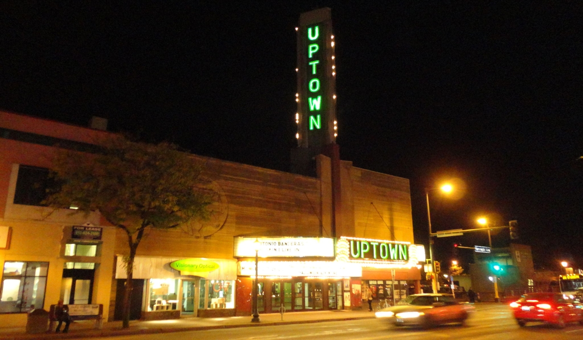 Assessing the loss of Uptown andEdina