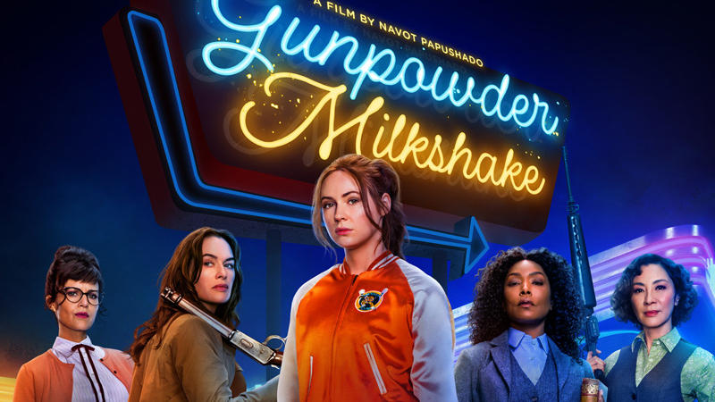REVIEW: While flawed, 'Gunpowder Milkshake' gives audiences a funexperience
