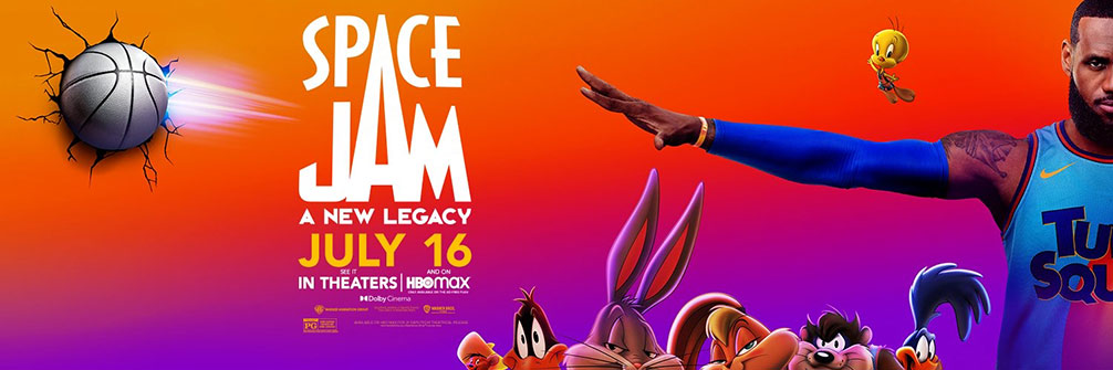 REVIEW: 'Space Jam's' New Legacy is mostlylousy