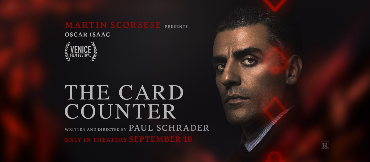 REVIEW: 'The Card Counter' is a terrific slow-burn in a fastsetting