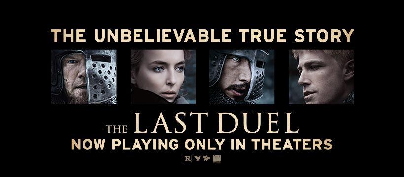 REVIEW: Scott's 'Last Duel' is a dull, callousfilm