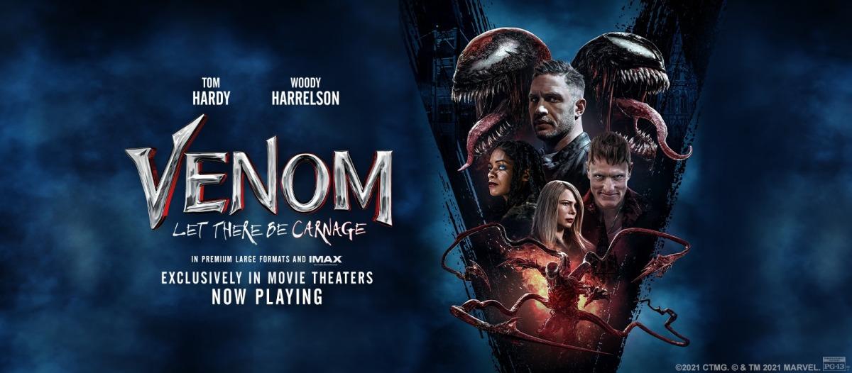 REVIEW: 'Venom' sequel offers below average action,humor